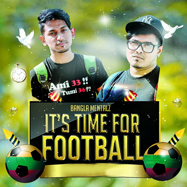 Its Time for Football